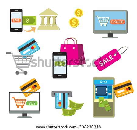 Online shopping sites with credit lines
