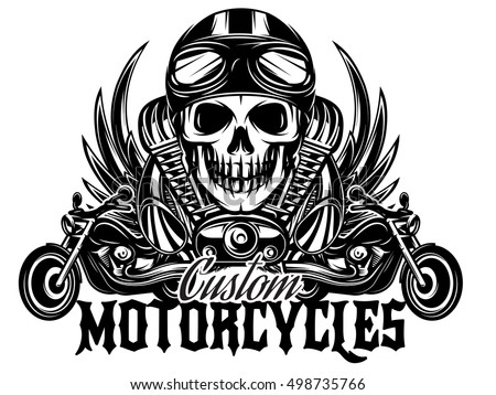 HD wallpapers bikers logo design