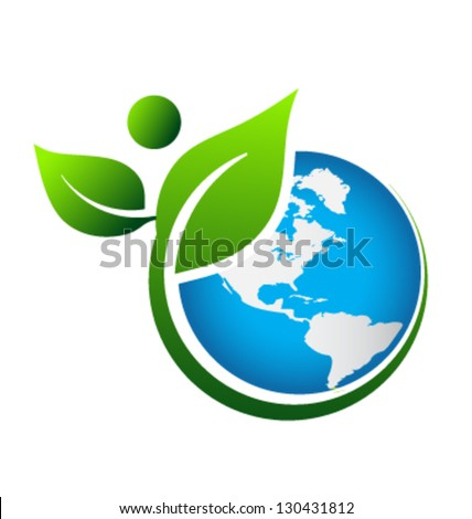 Vector Natural World - stock vector