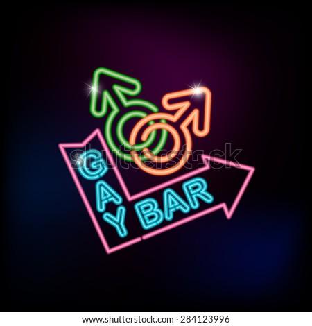 Gay Bar Logo 119