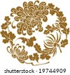 Vector of Classical Traditional Chinese Artistic Pattern, for background, pattern or texture design etc. - stock vector