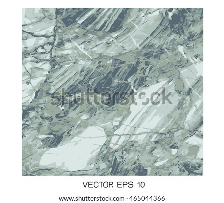 Vector of marble textures background
