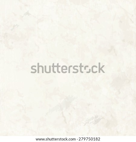 vector of old vintage yellowed paper background - stock vector