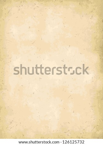 Vector old paper - stock vector