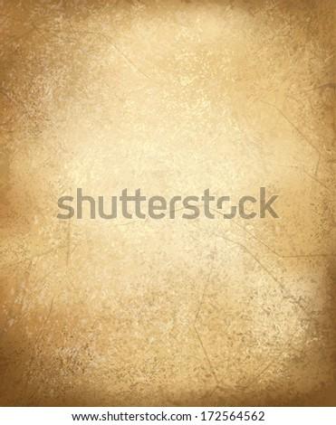 Vector old paper. - stock vector