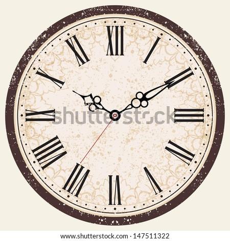 clock face stock images royalty free images vectors shutterstock. Black Bedroom Furniture Sets. Home Design Ideas