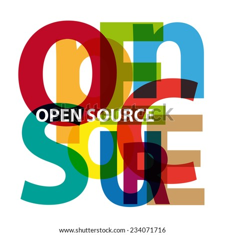 Open Source Stock Vectors Vector Clip Art Shutterstock