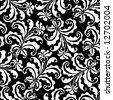vector oriental pattern - stock vector