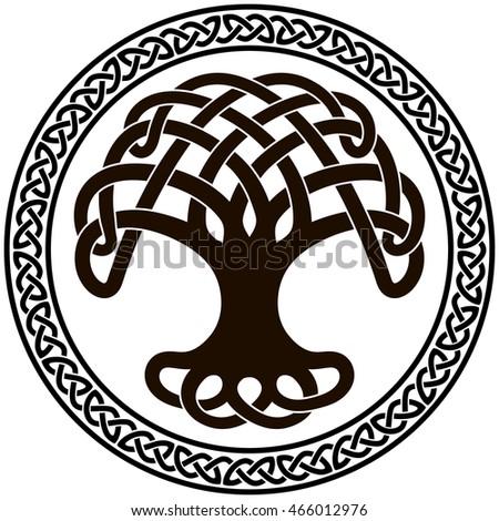 Celtic symbol of life