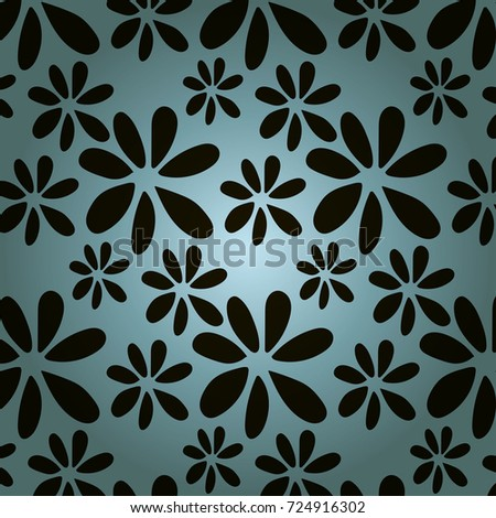 Vector pattern abstract background. Hand draw illustration.