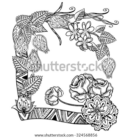 Search P52 as well Why Is It Important To Prune Fruit Trees further Stock Vector Succulents Cacti Line Drawn On A White Background Flowers In The Desert Vektoryny Drawing in addition  on garden landscape with blueberry