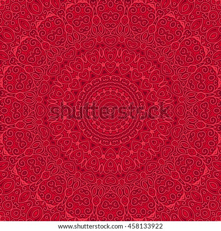 Vector pattern from ornamental elements. Oriental Pattern Design. Can be used for wallpaper, pattern fills, web page background,surface textures. - stock vector