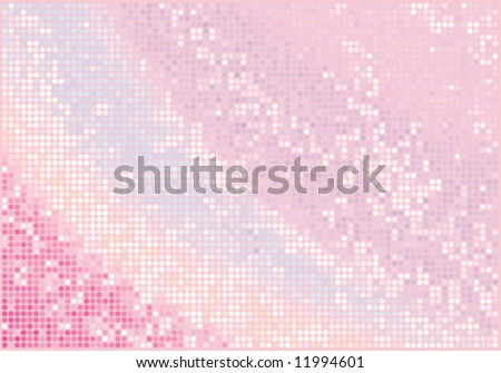 vector pink glamour glitter background