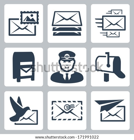 Carrier SMS Messaging Clip Art