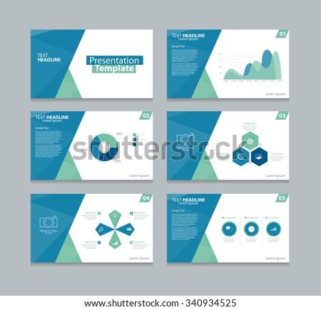 Vector presentation template slides background designinfo stock vector presentation template slides background designfo graphs and charts slides designflat toneelgroepblik Gallery