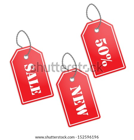 Vector price-list - stock vector