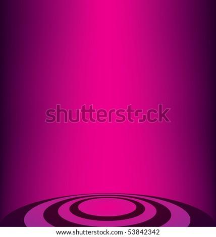 vector purple lighting background - stock vector