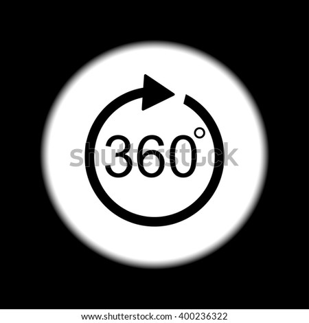 Vector push pin icon. Flat design style eps 10 - stock vector