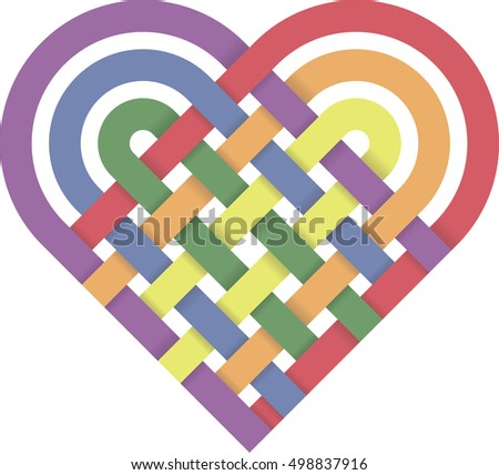 Cross Stitch Heart Foto, immagini royalty-free e vettoriali ...