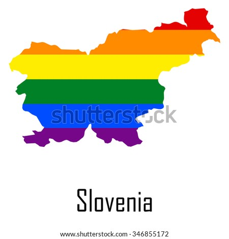The image is in eps format Gay Pride Flag