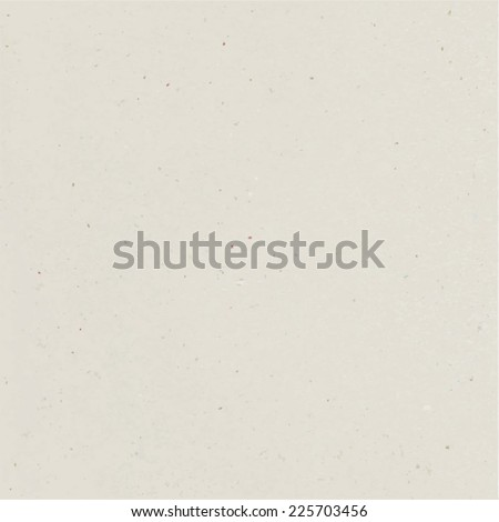 Vector recycled grainy paper. Background paper. Texture for recycling, ecology, bio and nature use. Colored - white, beige, brown. Eps 10 vector file.