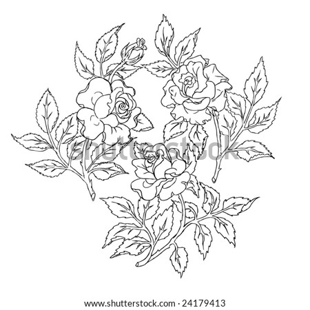 Number Names Worksheets pictures of flowers to trace : Valentines Day Card Anatomical Heart Flowers Stock Vector ...