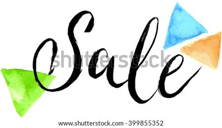 Watercolor Cup Tea Sweet Stock Illustration 380872909