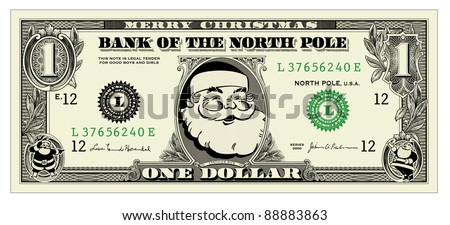 Dollar bill stock images royalty free images vectors for Dollar certificate template