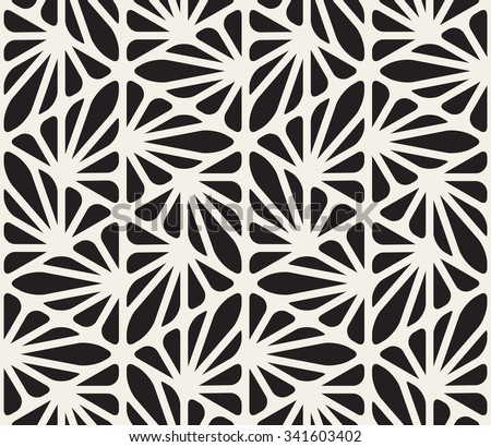Floral Sunburst Pattern Stock Vectors & Vector Clip Art   Shutterstock