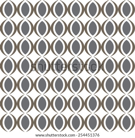 Vector seamless colorful pattern ,repeating pattern - stock vector