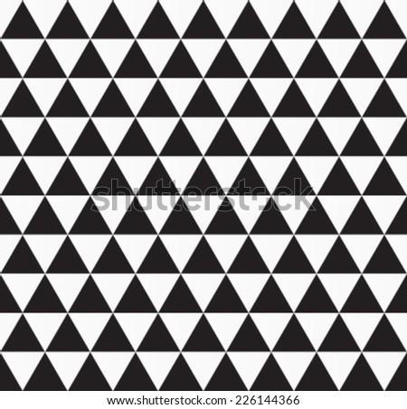 Vector Seamless Cube Pattern . Modern Geometrical background .  - stock vector
