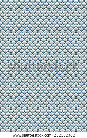 vector seamless geometric graphic micro squama pattern