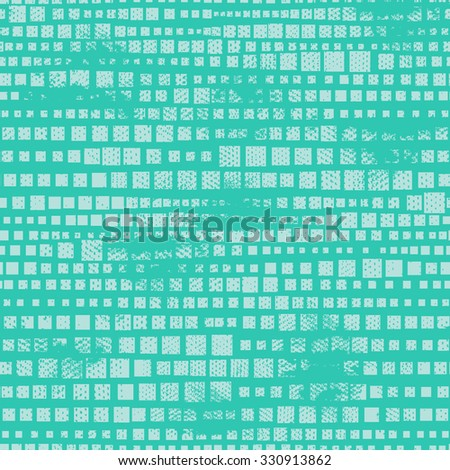 vector seamless graphical geometric cubists bright simple pattern. cubic, geometrical, unusual textured wallpaper, background. - stock vector