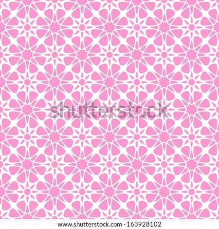 Vector seamless pattern. - stock vector