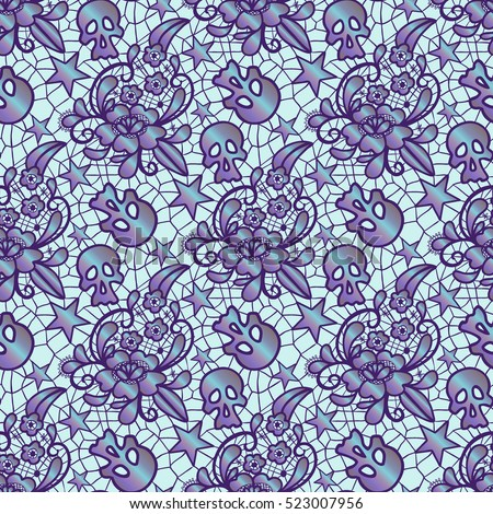 vintage wallpaper patterns vector
