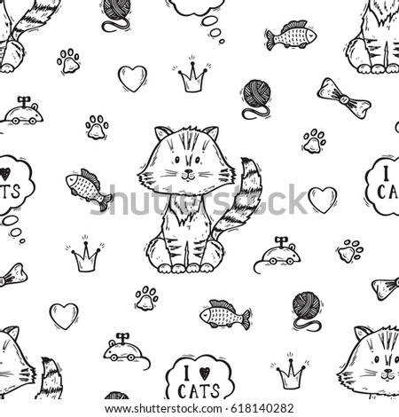 Vector Seamless Pattern Cute Dog Accessories 618140570 in addition  on white bow ties for dogs