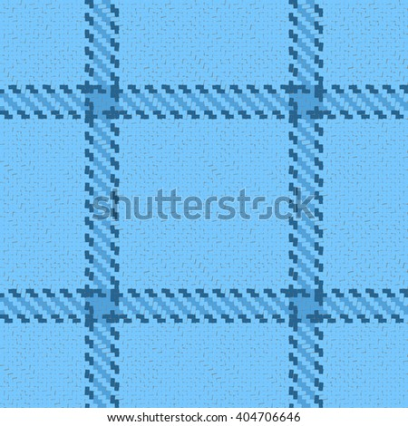Vector seamless tartan plaid pattern. High-detail. Abstract colorful background for print onto fabric, wallpaper and textile. - stock vector