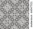 Vector seamless texture - stock vector