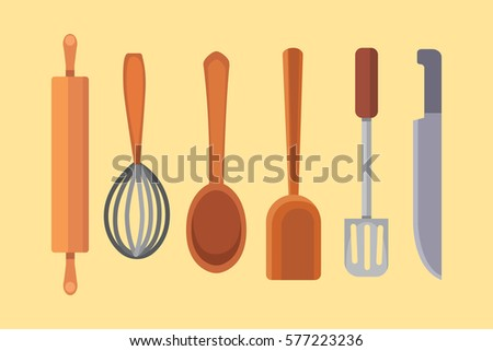 kitchen tools stock images, royalty-free images & vectors