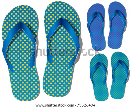 vector set of flip flops