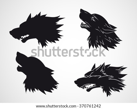 wolf head stock images, royalty-free images & vectors   shutterstock