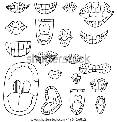 uvula stock images  royalty