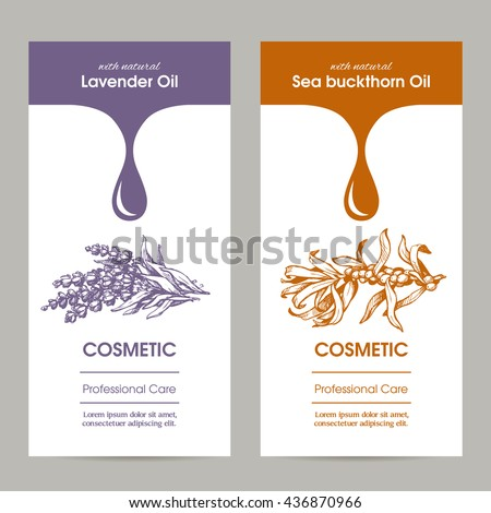 Shampoo label stock images royalty free images vectors for Cosmetic label templates