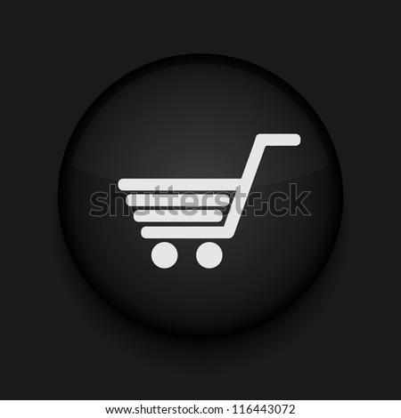 Vector Shopping icon. Eps10. Easy to edit - stock vector