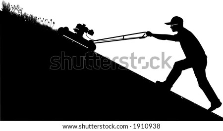 Push Mower Stock Photos Images Amp Pictures Shutterstock