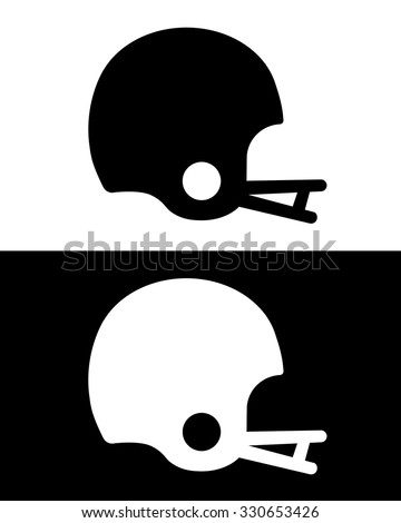 Football Silhouette Stock Images, Royalty-Free Images ...