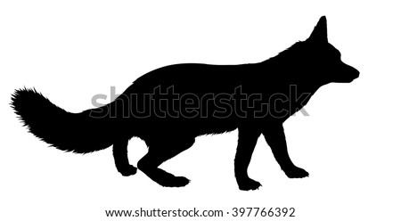 Arctic Fox Cartoon Stock Images, Royalty-Free Images ...