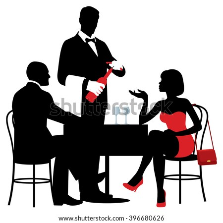 People Dining Stock Images, Royalty-Free Images & Vectors ...
