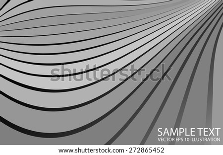 Vector silver abstract metal background illustration -  Vector abstract metal background illustration template - stock vector