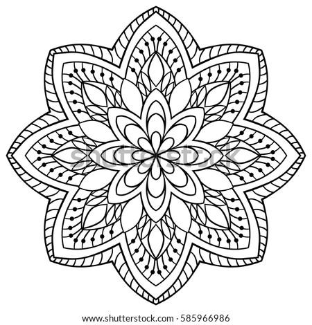 Mandala Banque D Images D Images Et D Images Vectorielles